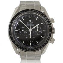 Omega Speedmaster Moonwatch Stainless Steel 2001