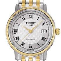 Tissot Men's Watch Bridgeport T0454072203300