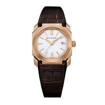 Bulgari Octo Automatic Date watch BGOP38WGLD