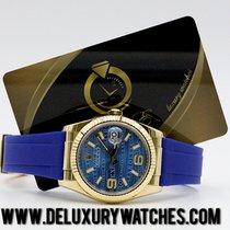 Rolex Datejust Ref. 116138 Diamond Full Set 2009 like new