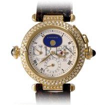 Cartier Pasha Ripetizioni Minuti W30012