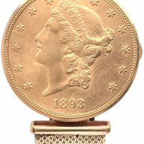 Corum Coin Watch - Hidden Watch
