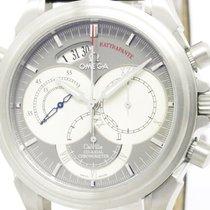 Omega Polished Omega De Ville Rattrapante Split Seconds Watch...