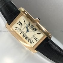 Cartier - Anglaise Tank 2505 White Dial RG
