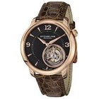Stuhrling 390.334XK1 Eclipse Tourbillon Mens Wristwatch