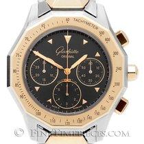 Glashütte Original Sport Chronograph Senior Stahl-Gold