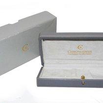 Chronoswiss Box mit Umkarton