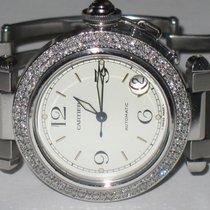 Cartier Pasha 36mm Automatic Diamonds