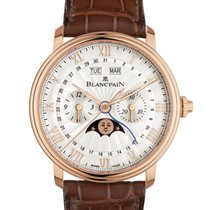 Blancpain [NEW] Villeret Single Pusher Chronograph Complete...