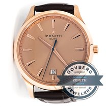 Zenith Captain Elite Central Seconds 18.2111.400/1.C498