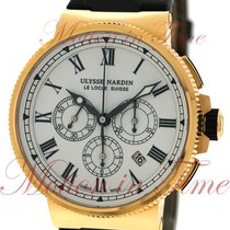 Ulysse Nardin Maxi Marine Chronograph Manufacture 43mm, White...