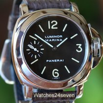 Panerai PAM 01 A Luminor Marina Tritium T Swiss T Dial 44 mm