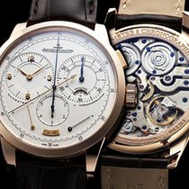 Jaeger-LeCoultre [NEW+SP] Duometre Silver Dial Q6012420