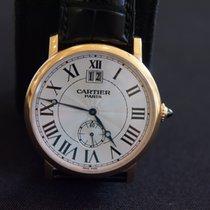 Cartier Rotonde De Cartier CPCP Rose Gold Large Date