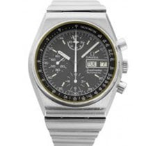 Omega 176.0015 Speedmaster Automatic Day- Date - On Steel...