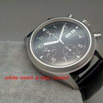 IWC IW3706 Der Fliegerchronograph 40mm Steel Automatic