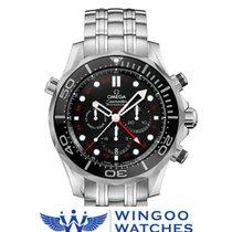 Omega - Seamaster 300 M GMT Chronograph Ref. 212.30.44.52.01.001