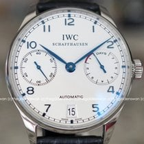 IWC 5001 Portugieser 7 Day, Reference: IW500107