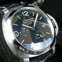 Panerai Luminor 1950 3 Days Gmt Power Reserve Pam321 Stainless...