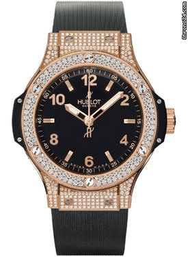 Hublot Big Bang 38mm Red Gold