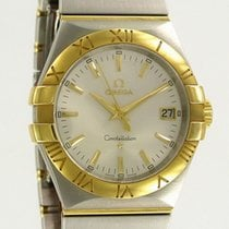 Omega Constellation Double Eagle Gold/Steel