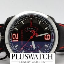Bomberg BOLT-68 QUARTZ GMT 45MM  BS45GMTSP.004.3 NEW