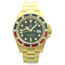 Rolex GMT Master II 116748 SARU Pre-Owned