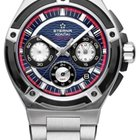 Eterna ROYAL KONTIKI CHRONOGRAPH GMT - 100 % NEW - FREE SHIPPING