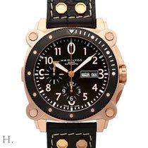 Hamilton Khaki BeLOWZERO Auto Chronograph