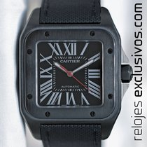 Cartier Santos 100 Carbone
