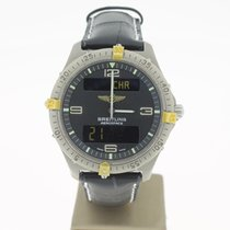Breitling Aerospace (BOX 1995) Titanium 40mm Black Dial