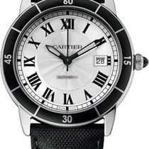 Cartier Ronde Croisiere 42 Automatic Silver Dial