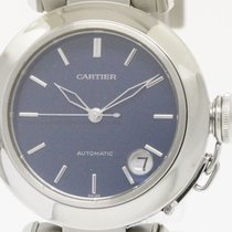 Cartier Pasha C Stainless Steel Automatic Unisex Watch...