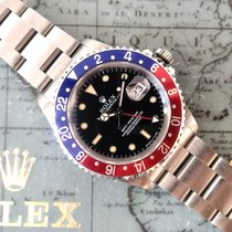 Ρολεξ (Rolex) Gmt Master 16700 Pepsi Ful Set Very Nice Condition