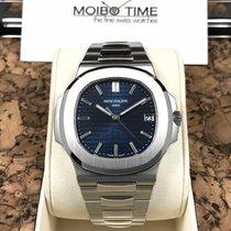 Patek Philippe 5711/1P 950PT Platinum Nautilus 40th Anniversar...