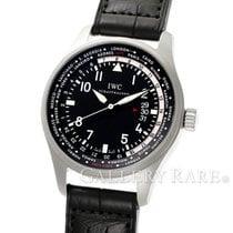 IWC Pilot's Watch Worldtimer Stainless Steel 45MM
