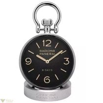 Panerai Table Clock Stainless Steel Unisex Watch