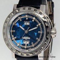 Dewitt Academia Grande Date Silicium Mens Watch Box/Papers...