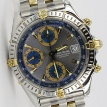 Breitling Chronomat Chronograph Stahl / Gold B13352