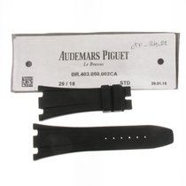 Audemars Piguet Black Leather Strap Royal Oak Chrono OffShore...
