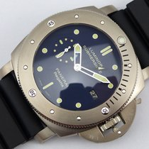 Panerai Luminor Submersible 1950 Regatta 3 Days GMT Titan -...