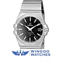 Omega Constellation Co-Axial 35 MM Ref. 123.10.35.20.01.001