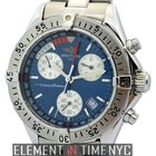 Breitling Transocean Colt Chronograph Stainless Steel 42mm...