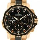 Corum Admiral's Cup 986-691-13-v761 In Oro Rosa E Carbonio...