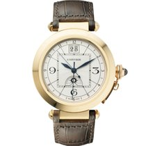 Cartier Pasha Moonphase 18K Solid Rose Gold