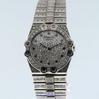 Chopard St. Moritz All Diamond 26/2676 Pre-owned