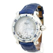 Chopard Happy sport snowflakes, floating diamonds
