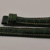 Breitling Kroko Leder Armband Band 19mm 19-16 Für Dornschliess...