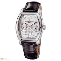 Vacheron Constantin Malte Royal Eagle 18k White Gold Men`s Watch