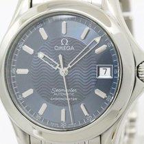 Omega Polished Omega Seamaster 120m Chronometer Steel Automati...